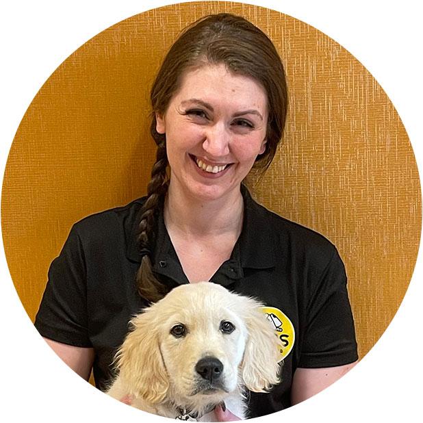 Elizabeth Silberman Director of Dog Training